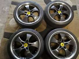 17inch Rim and tyres
