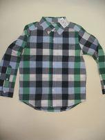 Рубашка котон Children's Place новая на 5-6-7 лет