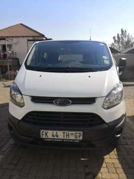 Ford tourneo custom ambiente swb