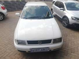 Vw Polo classic  Year Model: 2003