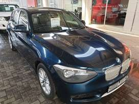 *2012 BMW 116i Auto-Great performance and fuel economy-Only R169900