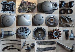 двигатель Hyosung GT 250 голова генератор корзина крышка мотор поршень