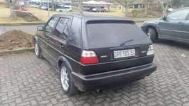 GOLF 2 GTi FOR SALE R17 000