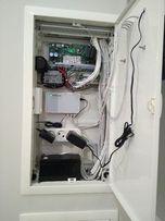 Видеонаблюдение, сигнализация, домофоны, система контроля доступа