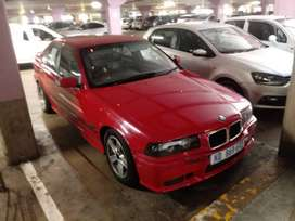325i bmw e36 needs slight tlc fsh spare key log book