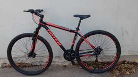 Totem mountain bicycle