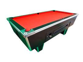 NEW Pool Tables for Sale- Coin Operated