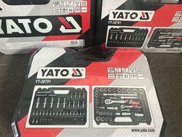 Набор инструмента YATO 108 (38791) 108 шт. Актуальна ціна! Оригинал