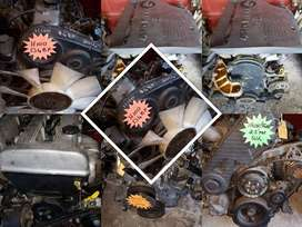 Engines for sale.