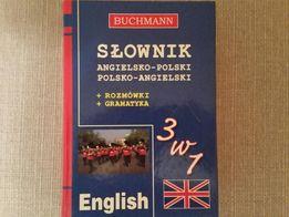 Książka Słownik angielsko -polski i polsko -angielski Buchman