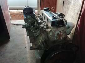 Y200 engine with papers