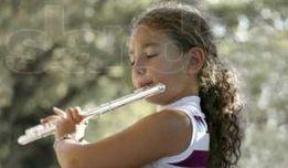 Обучаю игре на флейте