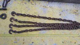 Крюки 4 цепные для подьемника