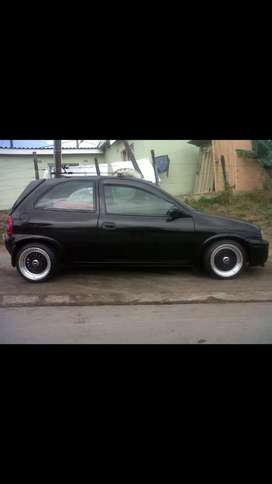 Corsa lite in good condition,2004model,38k
