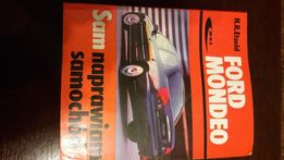 Książka Ford Mondeo