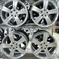 Новые оригинальные литые диски R19 5-112 на Mercedes GL ML