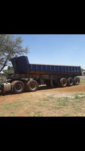 tipper trailer for sale