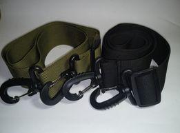 Ремень ремешок сумочный для сумки тактический армейский суперпрочный