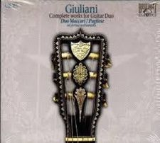Giuliani | Complete Works for Guitar Duo 3-CD set