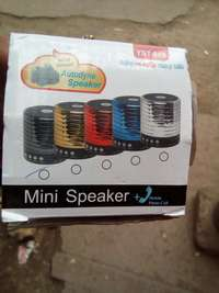 Mini portable bluetooth speaker 0