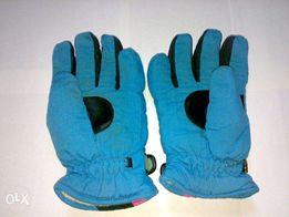 Зимние теплые перчатки