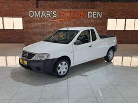 2021 NISSAN NP200 1.5dCi SAFETY PACK