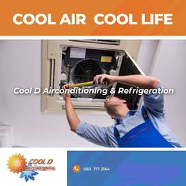 AIRCONDITIONING SERVICES 12000 BTU AIRCONS ON SPECIAL R4899