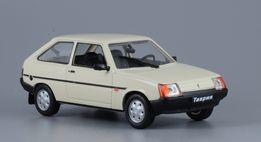 Модель-игрушка ЗАЗ 1102 Таврия-Автолегенды СССР