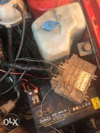 Image of VW MP9 1.4 ECU for sale with Harness