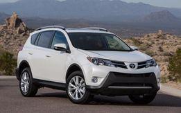 Toyota RAV-4 2014 год (разборка)