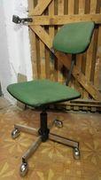 Krzesło obrotowe prl