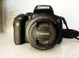 Canon DSLR Camera Package + Accessories