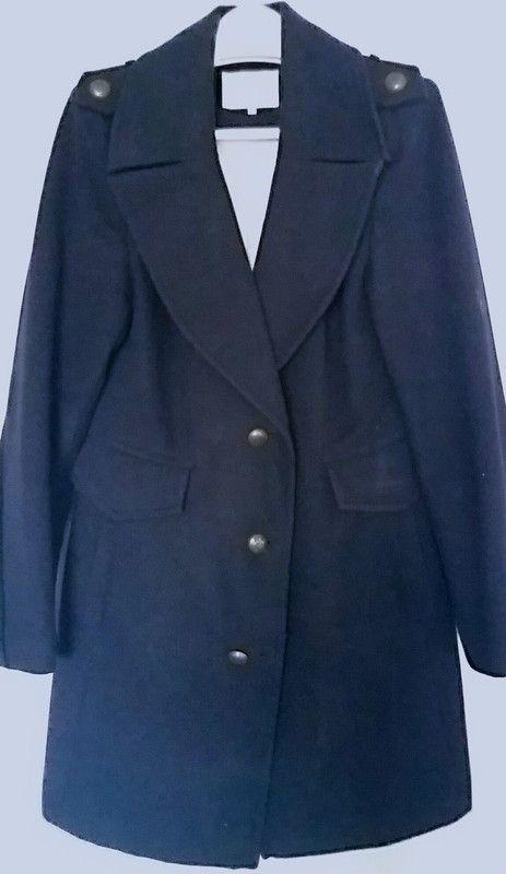 Krásný fleecovy kabát vel. M 0