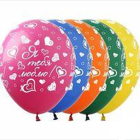 Гелиевые шарики 40 грн