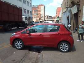 Toyota yaris 1.3 model 2013 for SALE