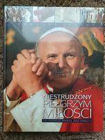 Nowa książka Nieustraszony Pielgrzym Miłości Jan Paweł II