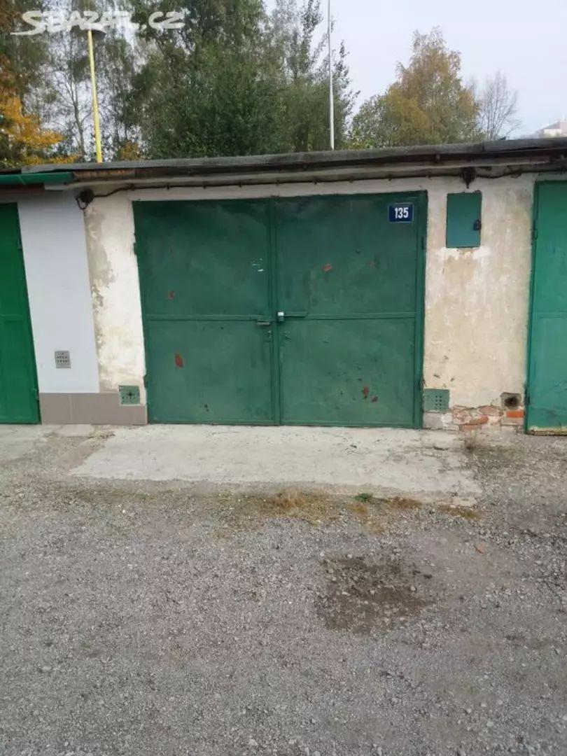 Prodám garáž v Havířově ul Jarošova 0