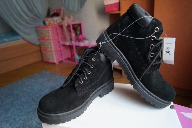Ботинки для девочки и мальчика зимние замша, новые р,35,36,37,38,39,40 Киев - изображение 3