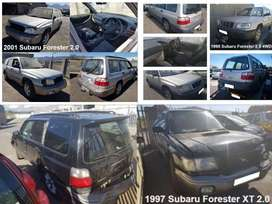 Subaru Forester spares for sale.
