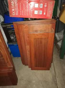 Rosewood doors and drawer fronts for sale
