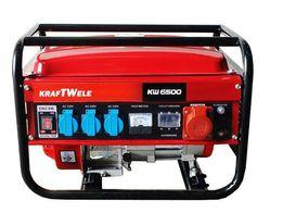 KW6500 3F 4.5кВт / 3фаз. Бензиновий Генератор KRAFTWELE GERMANY