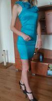 Красивое платье на выход. Праздничное выпускное коктельное нарядное