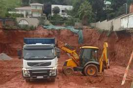 RUBBLE REMOVERS/ TLB HIRE/ DEMOLITION