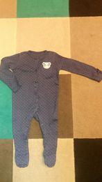 F&F pajac piżama 62