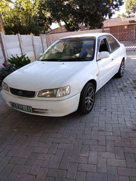 1.8v fuel injector engine in good condition and papers are in order.