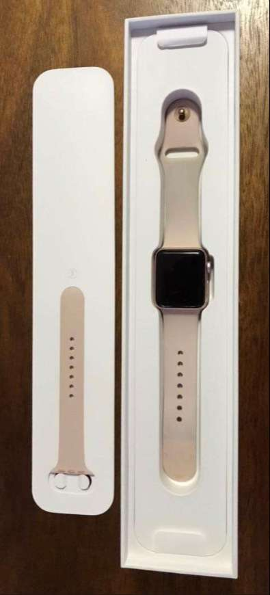 Iwatch series 2 38mm 0
