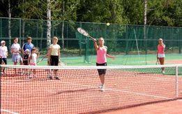 Личный тренер по большому теннису 220 грн с кортом!