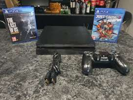 Ps4 with games for sale