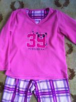 Флисовая пижама мальчик-девочка пр. Ирландия 7-8 лет