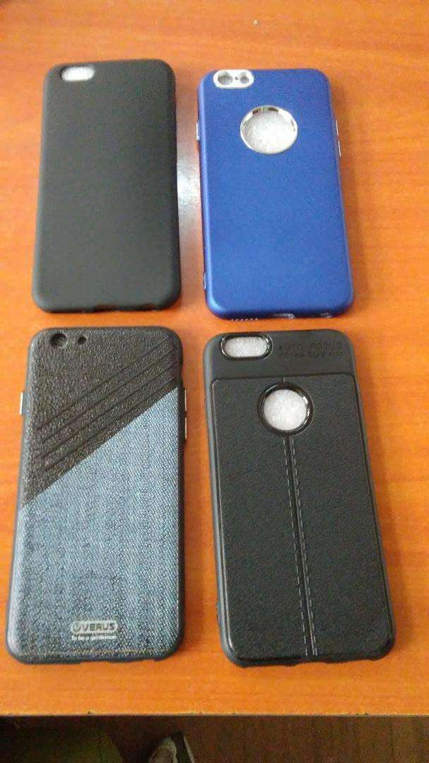 Iphone 6 Rubber Covers 0